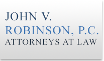 John V Robinson PC, Attorneys At Law